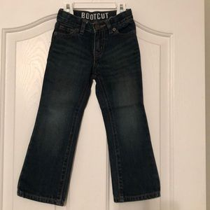 Boys bootcut jeans